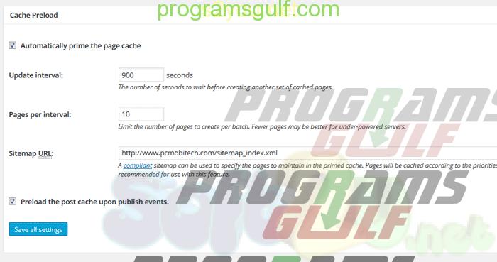 cache-preload