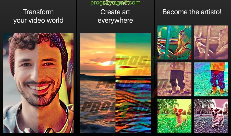 Photo of تحميل تطبيق Artisto للاضافة التاثيرات والتلاعب علي الفيديو للاندرويد