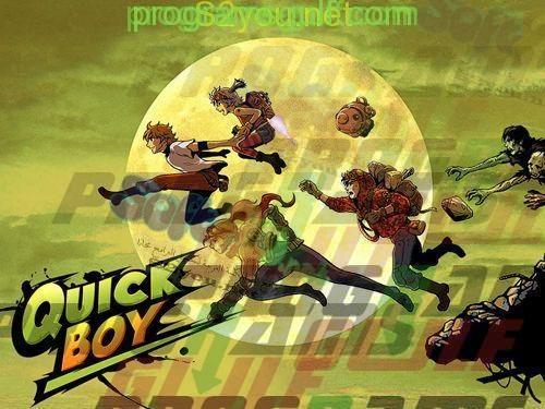 Photo of تحميل لعبة QuickBoy للهروب من الوحوش الزومبي لانظمة اندرويد
