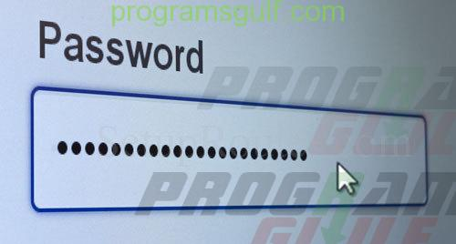 حماية حساب الفيس بوك من الاختراق - كلمات المرور