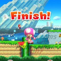 سوبر ماريو رن Super Mario Run السباق و الفوز