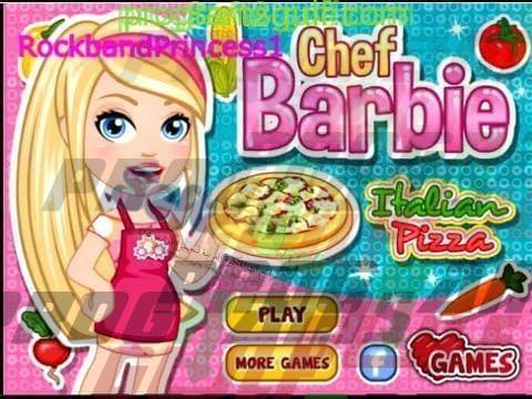Photo of تحميل لعبة طبخ البيتزا مع باربي Barbie Chef Pizza للكومبيوتر والاندرويد