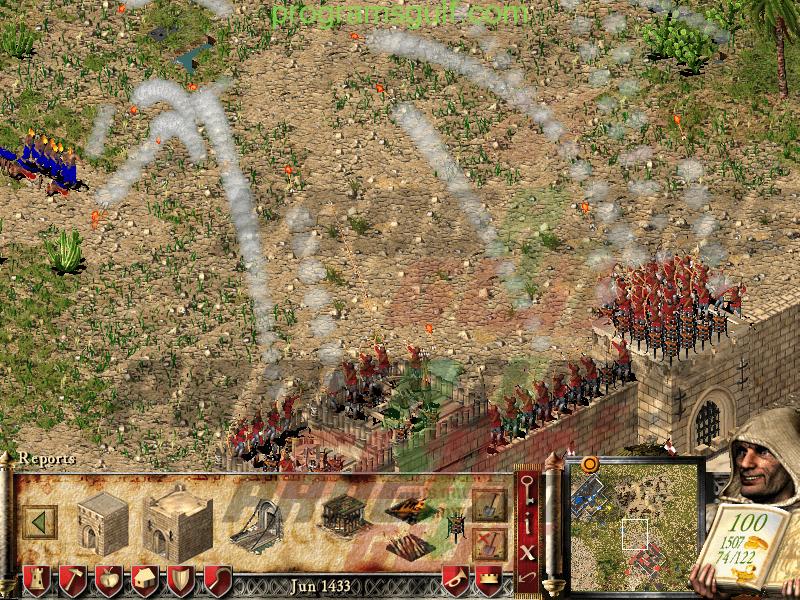 تنزيل لعبة صلاح الدين الايوبي هجوم