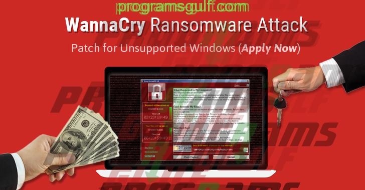 Photo of ما هو فيروس الفدية رانسوم وير وانا كراي Ransomware WannaCry