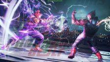 صور من داخل لعبة تكن tekken 7 الجديدة