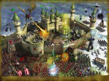 لعبة صلاح الدين الجزء الثاني سترونج هولد ليجند Stronghold Legends10