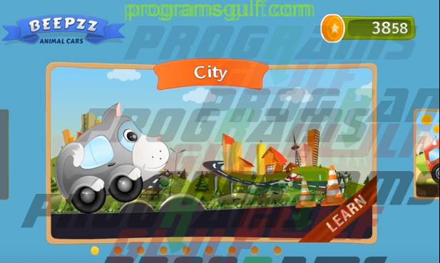 Photo of لعبة سباق سيارات الحيوانات – Beepzz