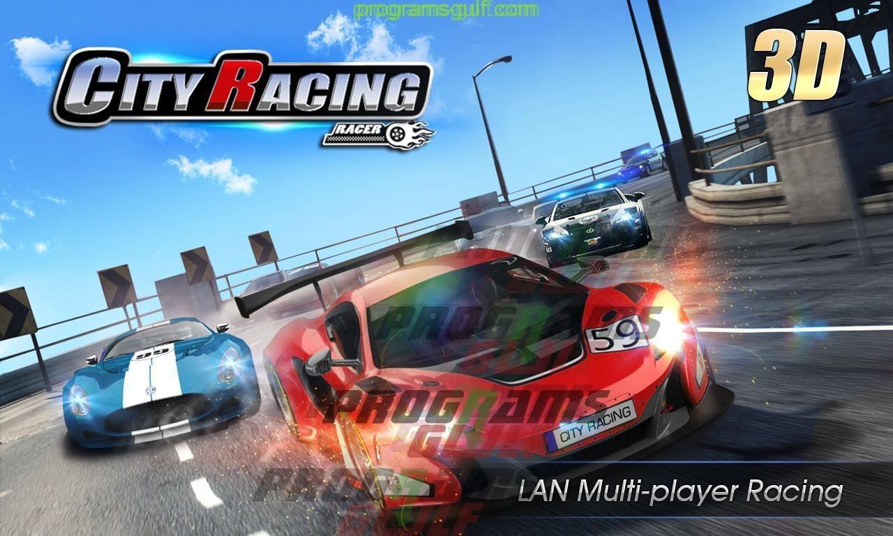 Photo of لعبة سباق المدينة سيتي ريسنج City Racing 3D