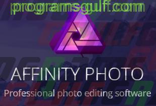 برنامج Affinity Photo