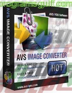 برنامج AVS Image Converter