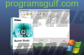 Photo of تحميل برنامج نسخ وحرق الاسطوانات ImTOO Burner Studio للكمبيوتر