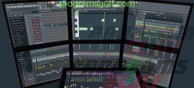 برنامج مونتاج الصوت