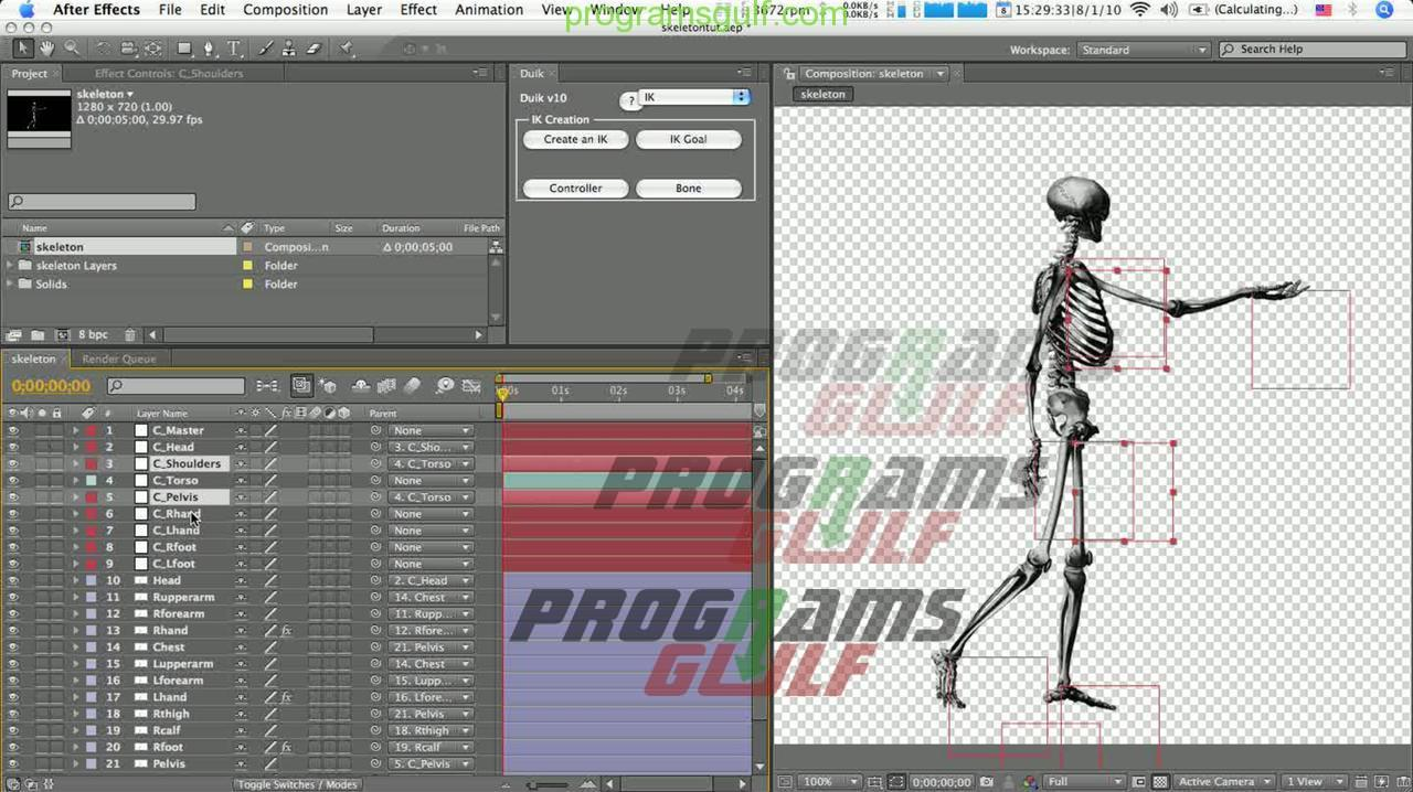 null layers tool