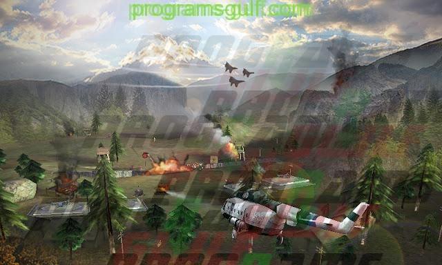 Photo of تحميل لعبة Gunship Strike 3D أندرويد برابط مباشر مجانا