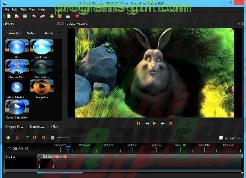 Photo of تحميل برنامج Openshot  للكمبيوتر لتعديل وإنشاء فيديوهاتك