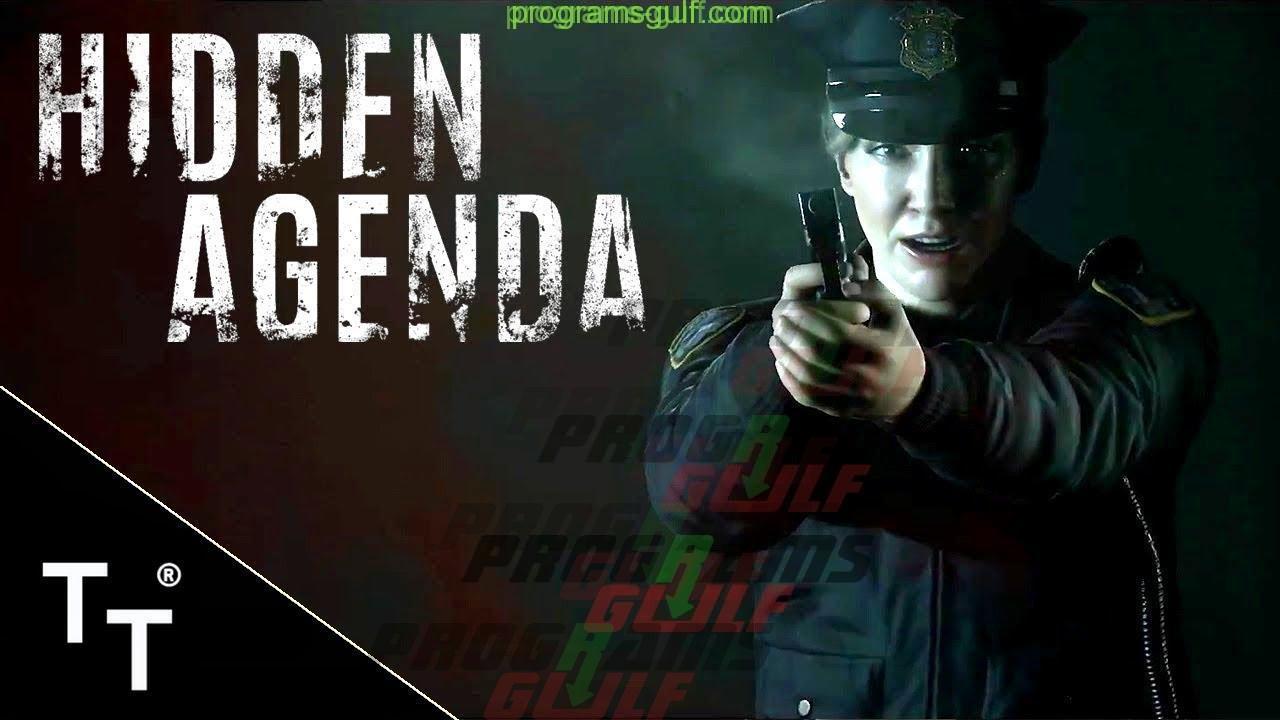 Photo of تحميل لعبة الجريمة و الغموض Hidden Agenda