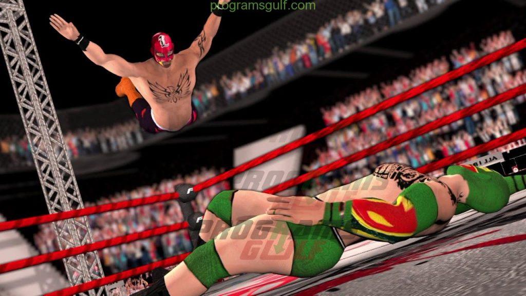 ألعاب المصارعة