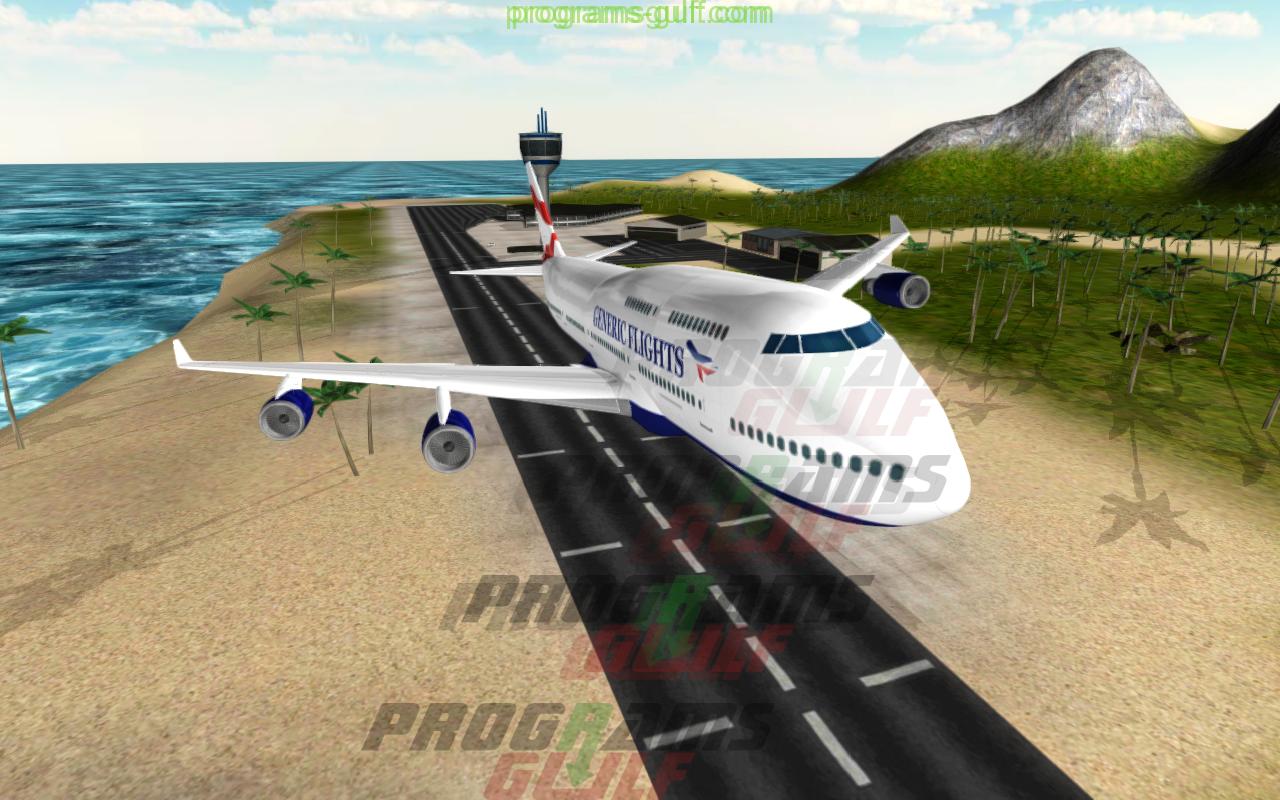 Photo of لعبة محاكاة الطيران لعبة الطائرة مجانية للاندرويد
