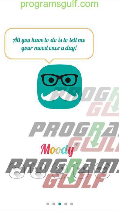 تطبيق Moody