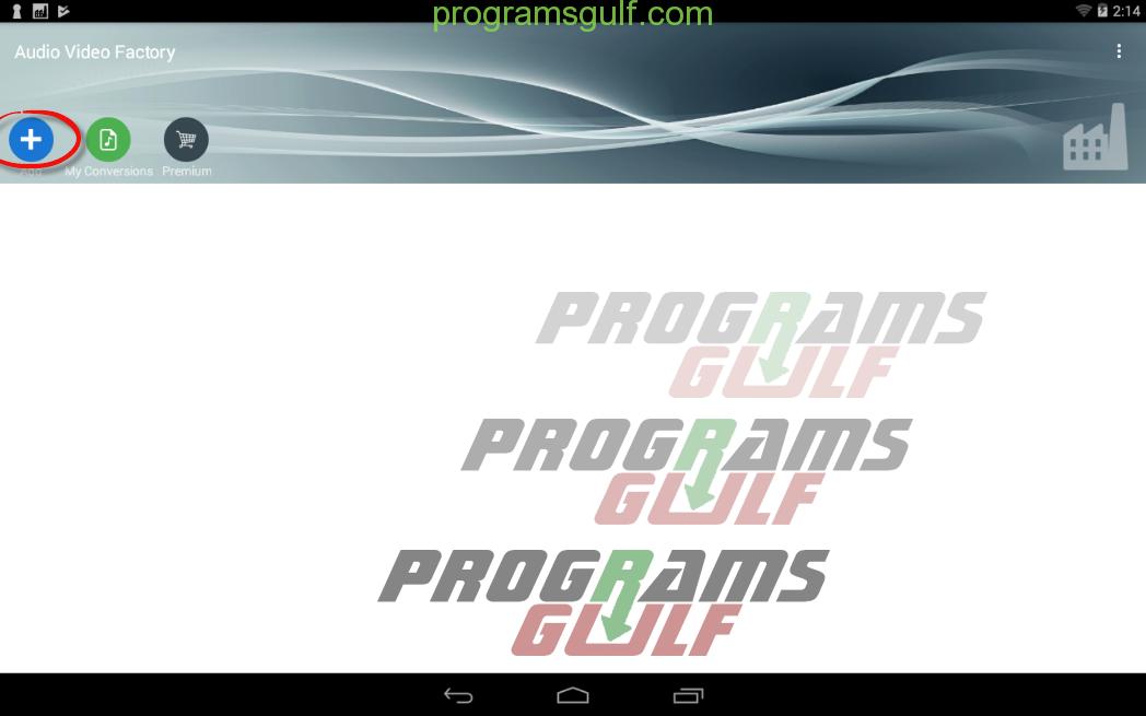 تحميل برنامج Video Format Factory لتحويل صيغ الفيديو للاندرويد
