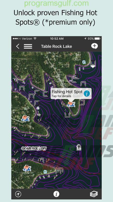 Fishidy: Fishing Report Maps
