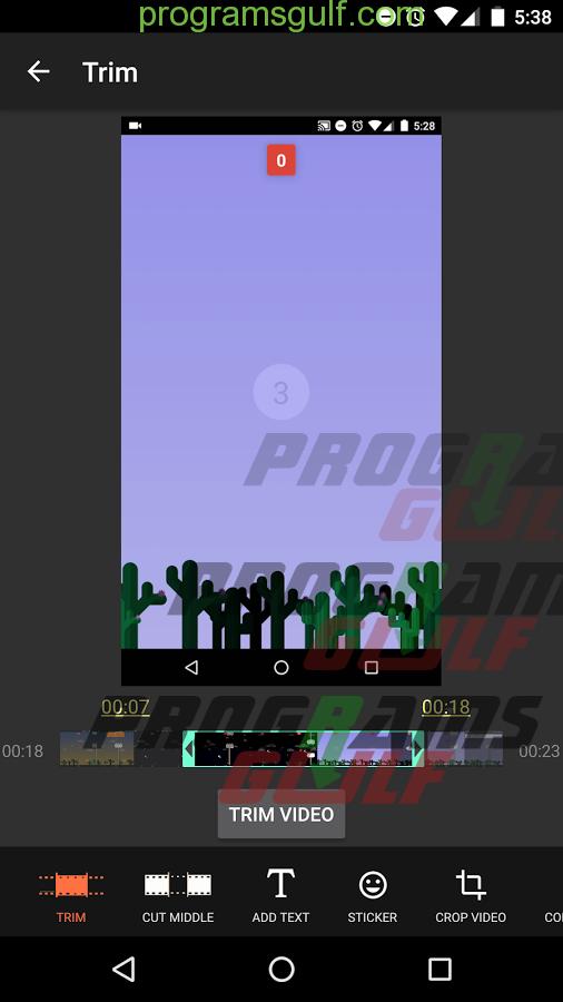 تحميل برنامج تصوير الشاشة AZ Screen Recorder بدون رووت