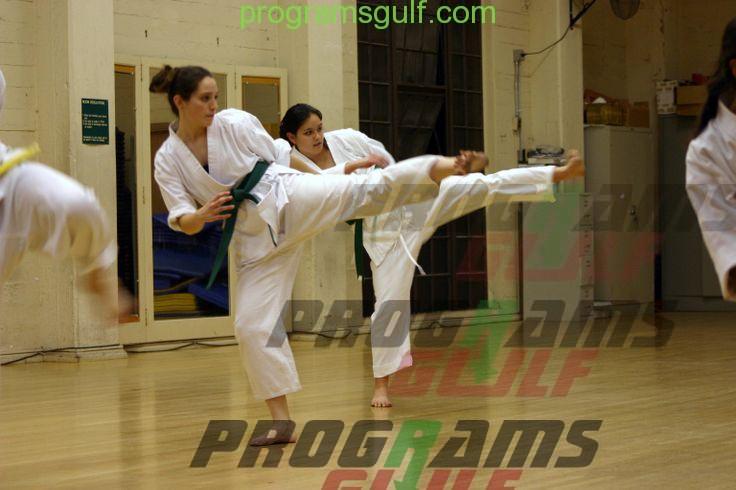 تطبيق Learn Karate