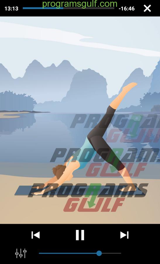 تطبيق Pocket Yoga