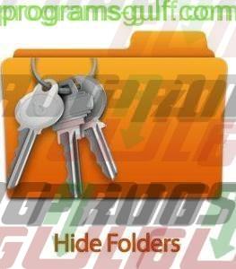 """Photo of برنامج تشفير وإخفاء المجلدات بكلمة سر """"Hide Folders"""" .."""