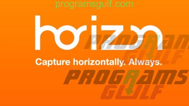 تطبيق Horizon Camera