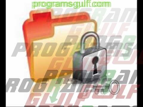 Photo of برنامج حماية وتشفير المجلدات بكلمة سر Folder Protect