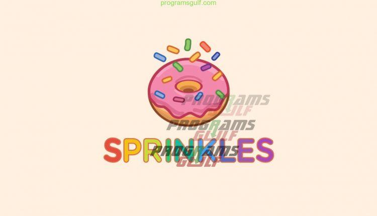 تطبيق sprinkles
