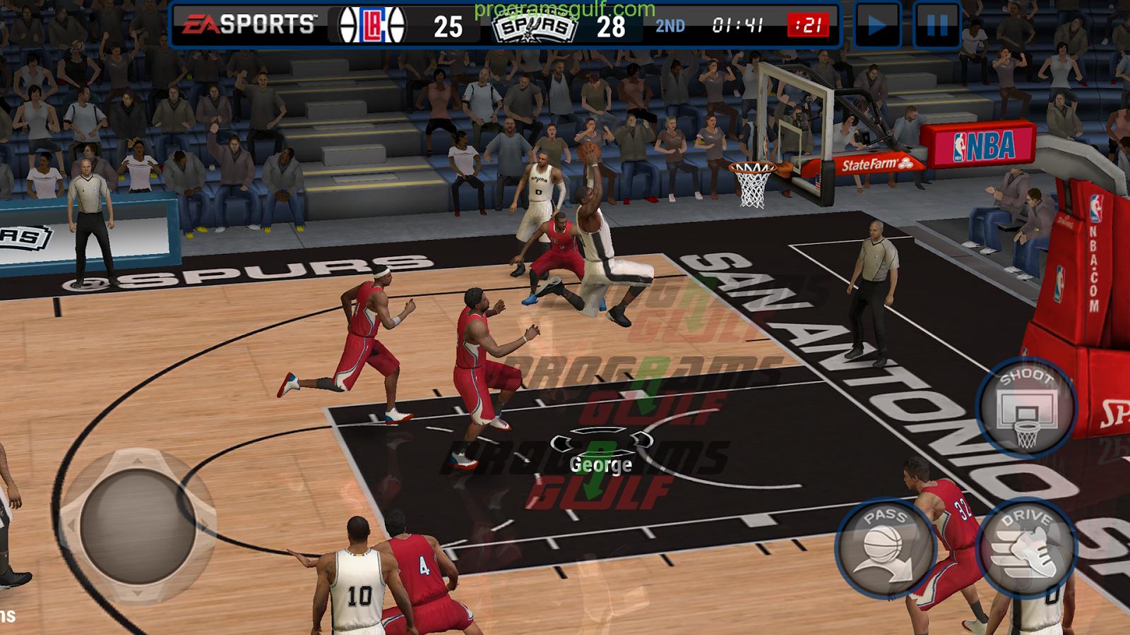 LIVE Mobile Basketball
