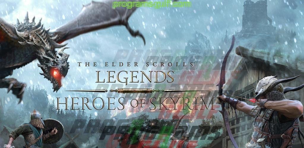 Photo of تحميل لعبة The Elder Scrolls: Legends مجانا للاندرويد