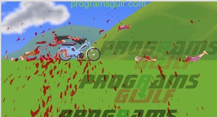 العنف في لعبة هابي ويلز