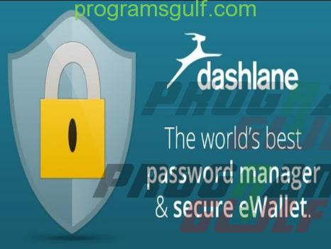 تطبيق Dashlane