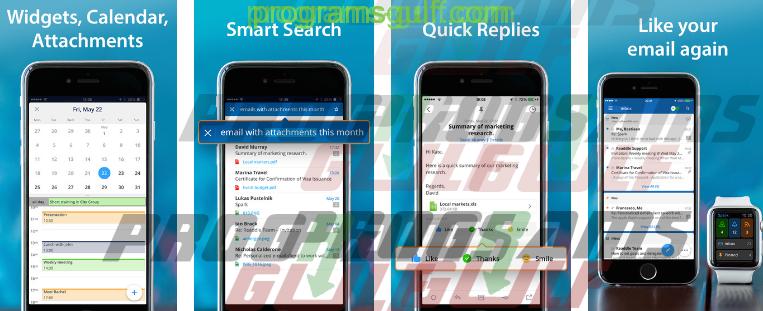Photo of تحميل تطبيق Spark للتحكم في جميع الرسائل