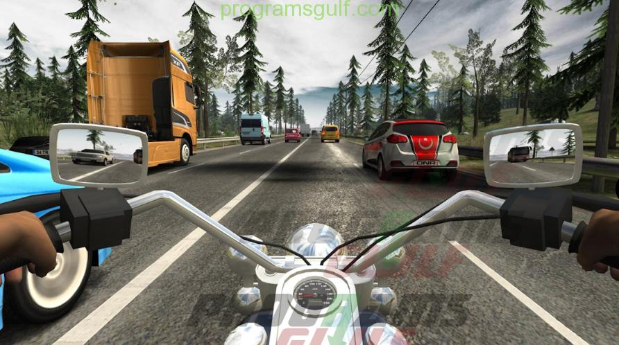 لعبة Racing Fever Moto