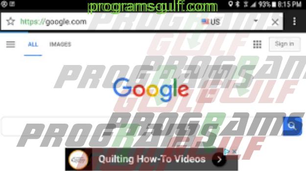 تحميل تطبيق VPN Browser لفت جميع المواقع المحجوبة
