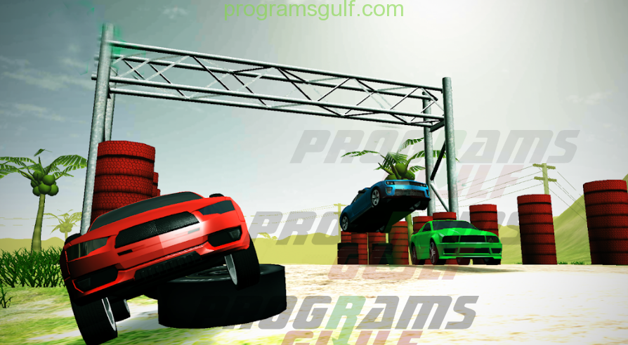 Off road Car Race