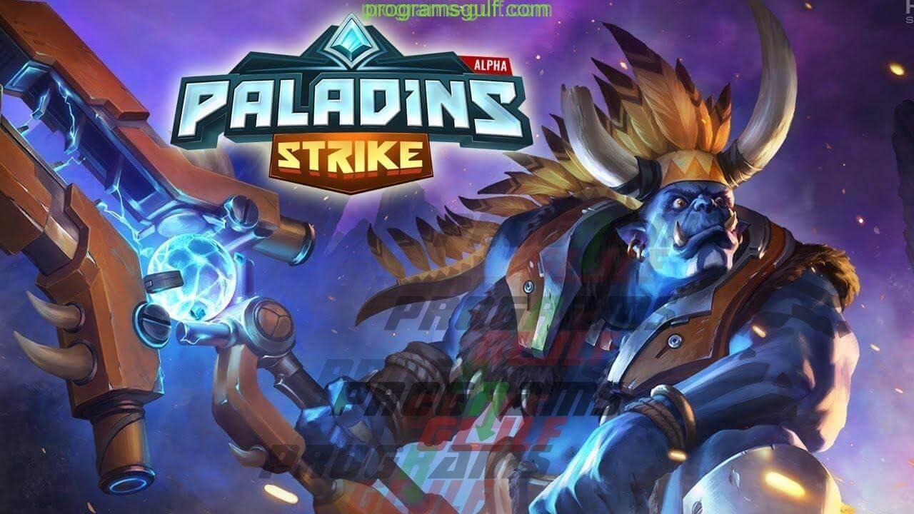 Photo of تحميل لعبة Paladins Strike مجانا للاندرويد