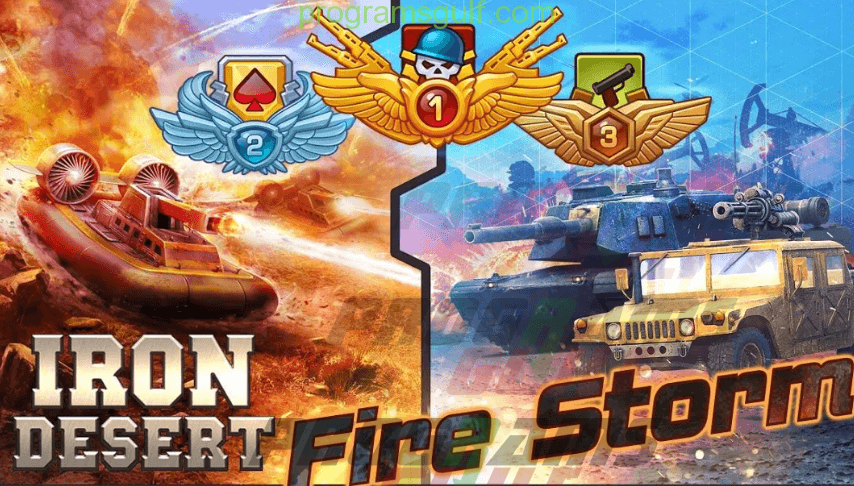 Photo of تحميل لعبة Iron Desert – Fire Storm للاندرويد