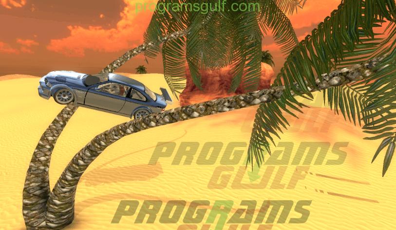 لعبة M3 E46 الانجراف محاكي 2