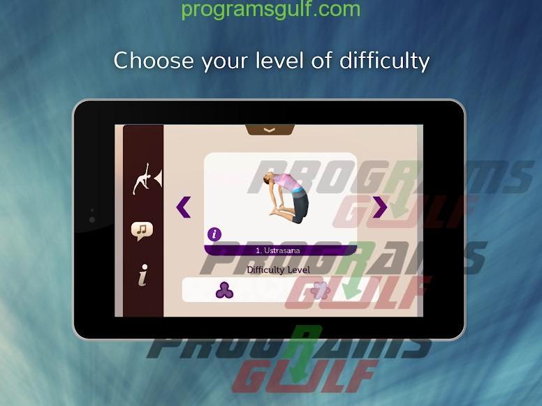 برنامجYoga for Flexibility
