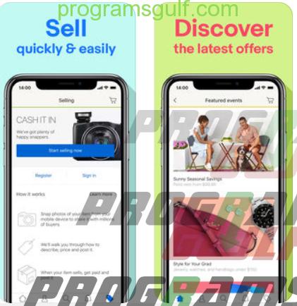 تطبيق إيباي ebay