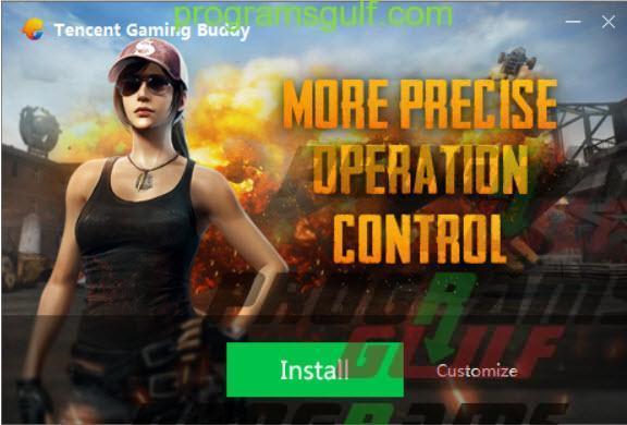 تثبيت لعبة pubg mobile (1)