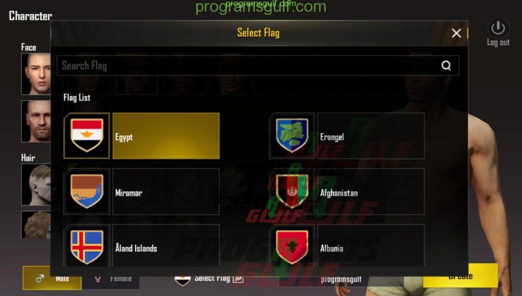 من داخل لعبة pubg mobile للكمبيوتر (10)