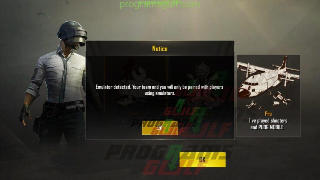 من داخل لعبة pubg mobile للكمبيوتر (12)