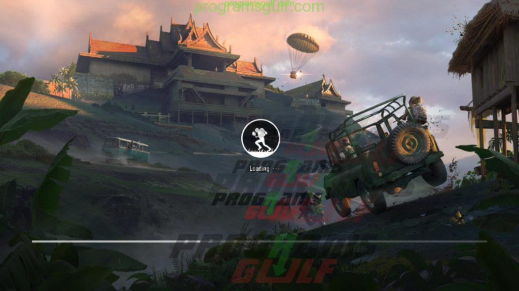 من داخل لعبة pubg mobile للكمبيوتر (2)