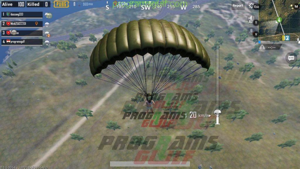من داخل لعبة pubg mobile للكمبيوتر (22)